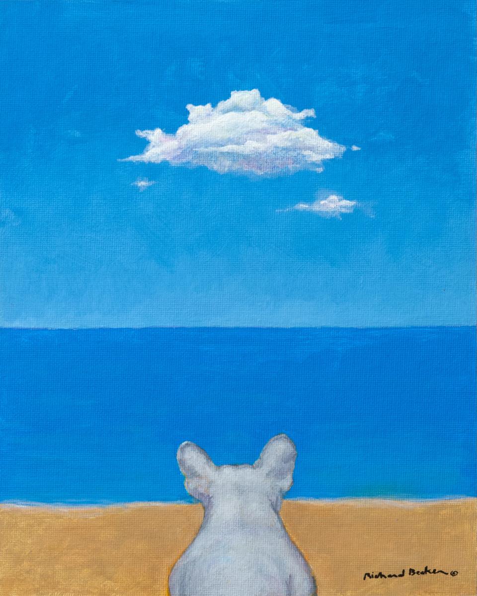 Dog Beach by Richard Becker
