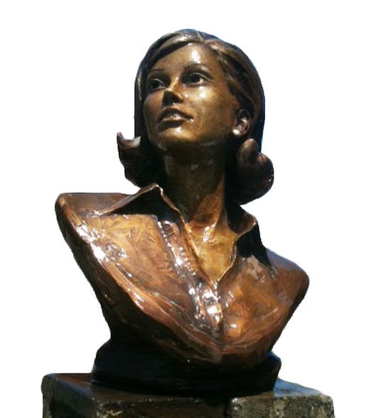 Mary Tyler Moore for Emmys Hall of Fame by Richard Becker