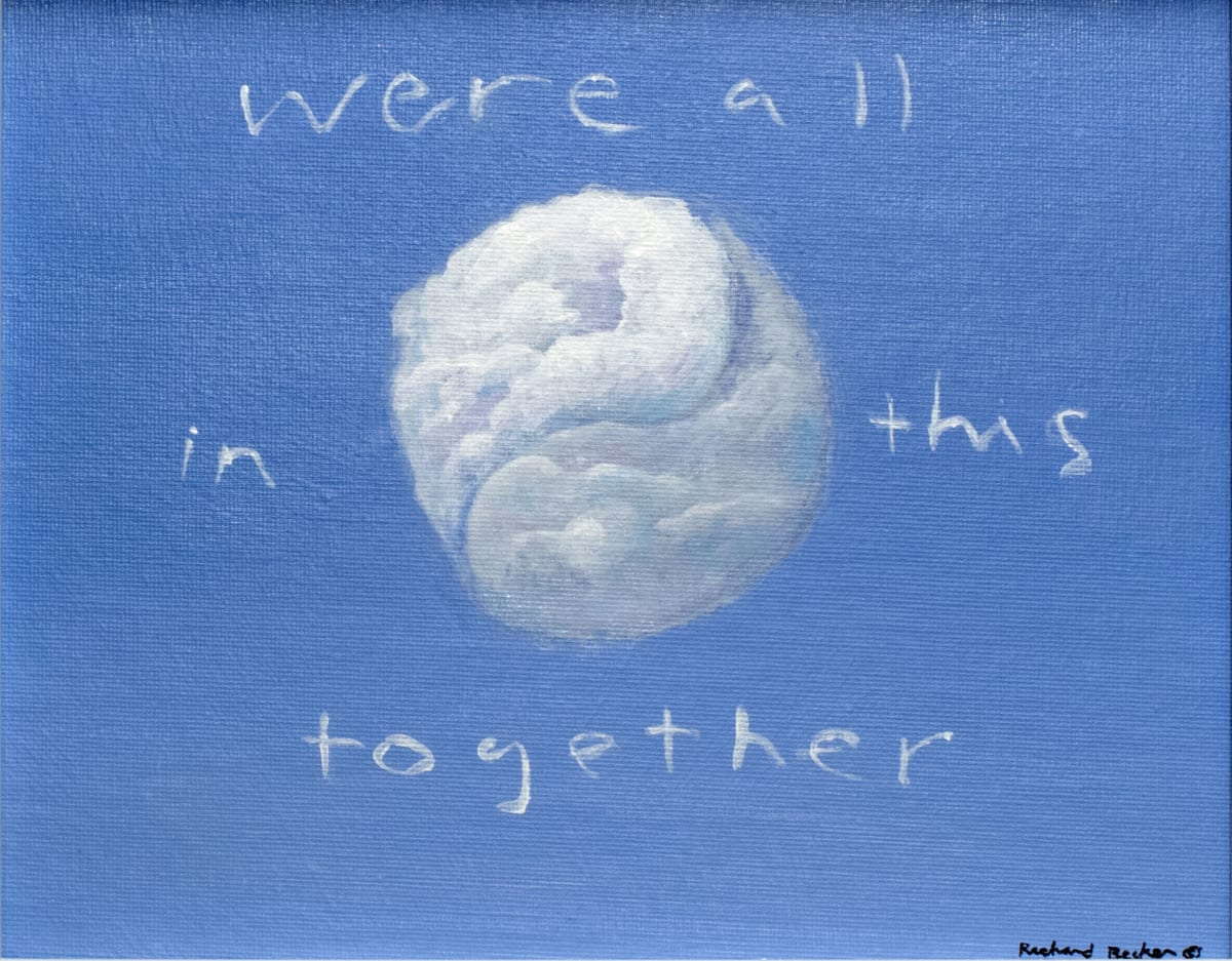 In This Together Cloud by Richard Becker