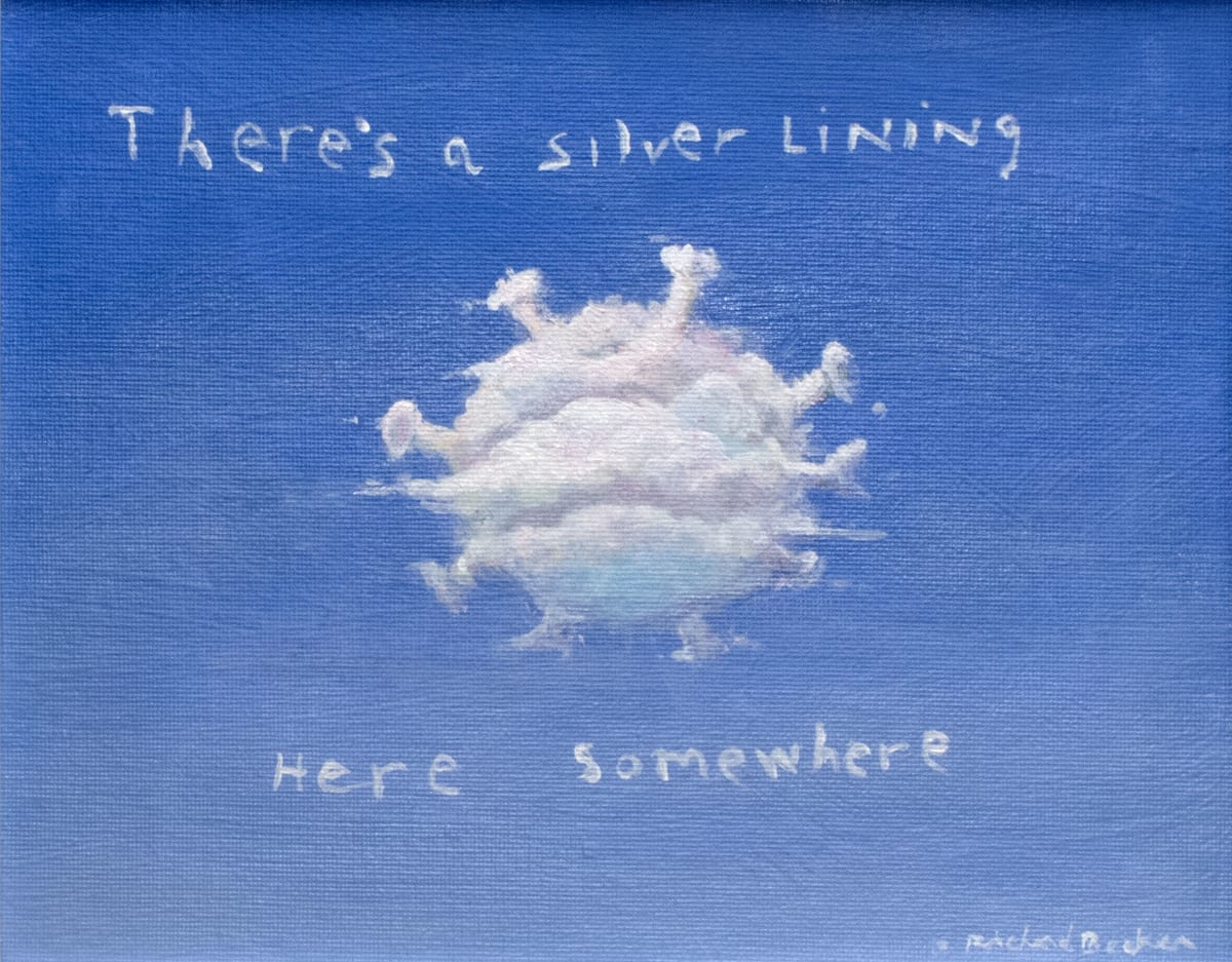 SilverLinings-19 by Richard Becker