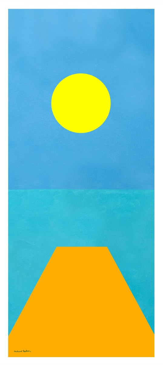 Sunboard (for the City of Santa Monica) by Richard Becker