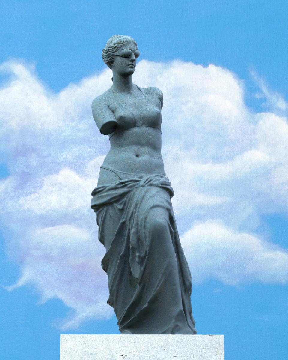 Venus Californius (concept render) by Richard Becker