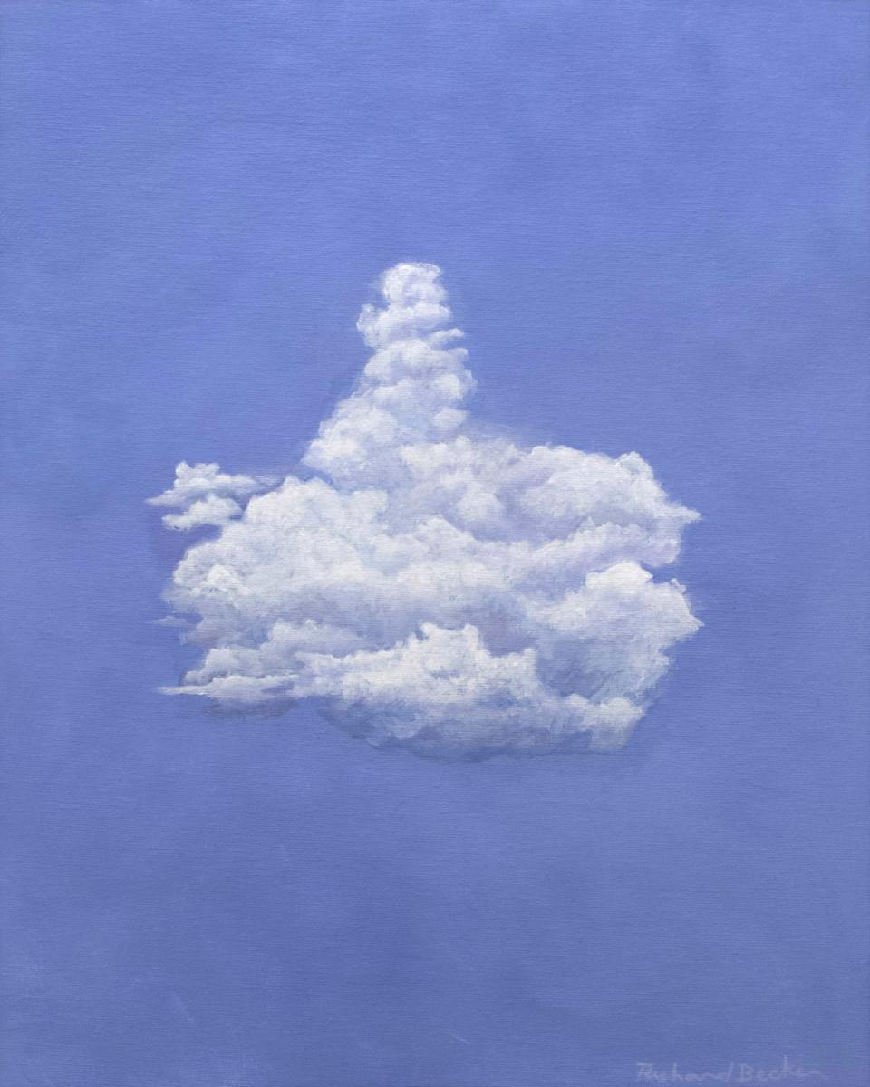 Cloud-Like by Richard Becker