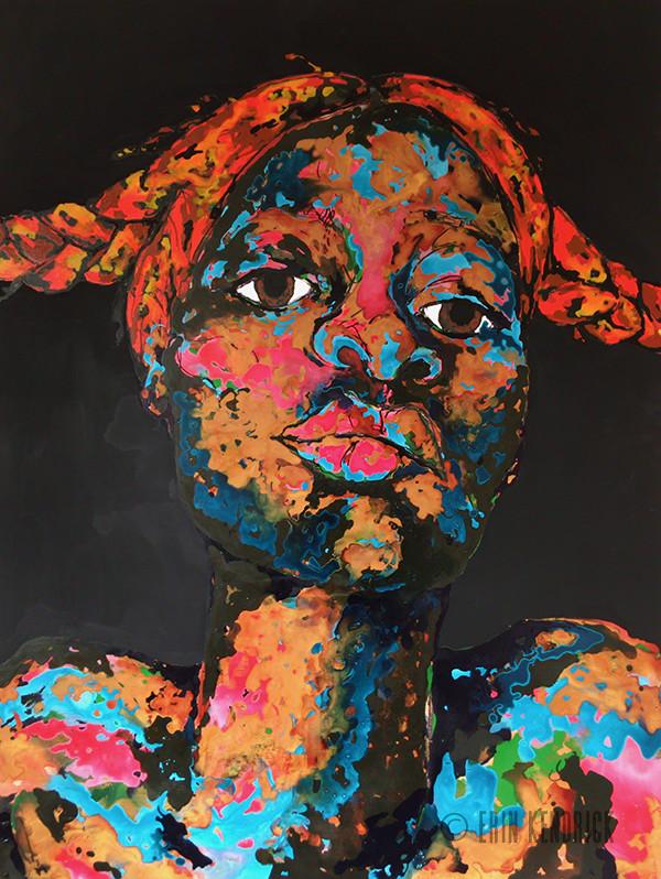 brown. by Erin Kendrick