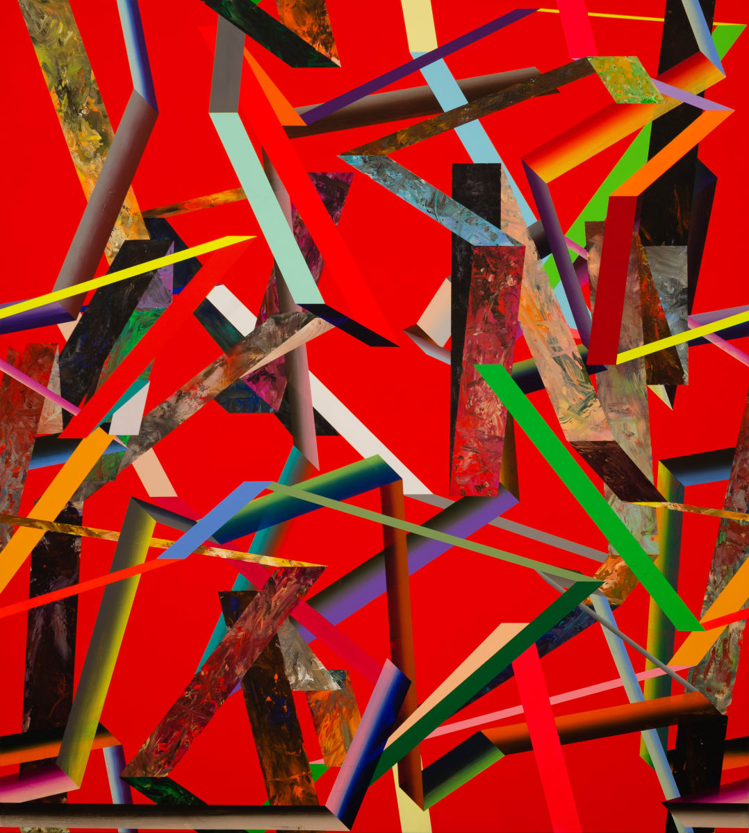 Construction (Three Body) by Jeff Perrott