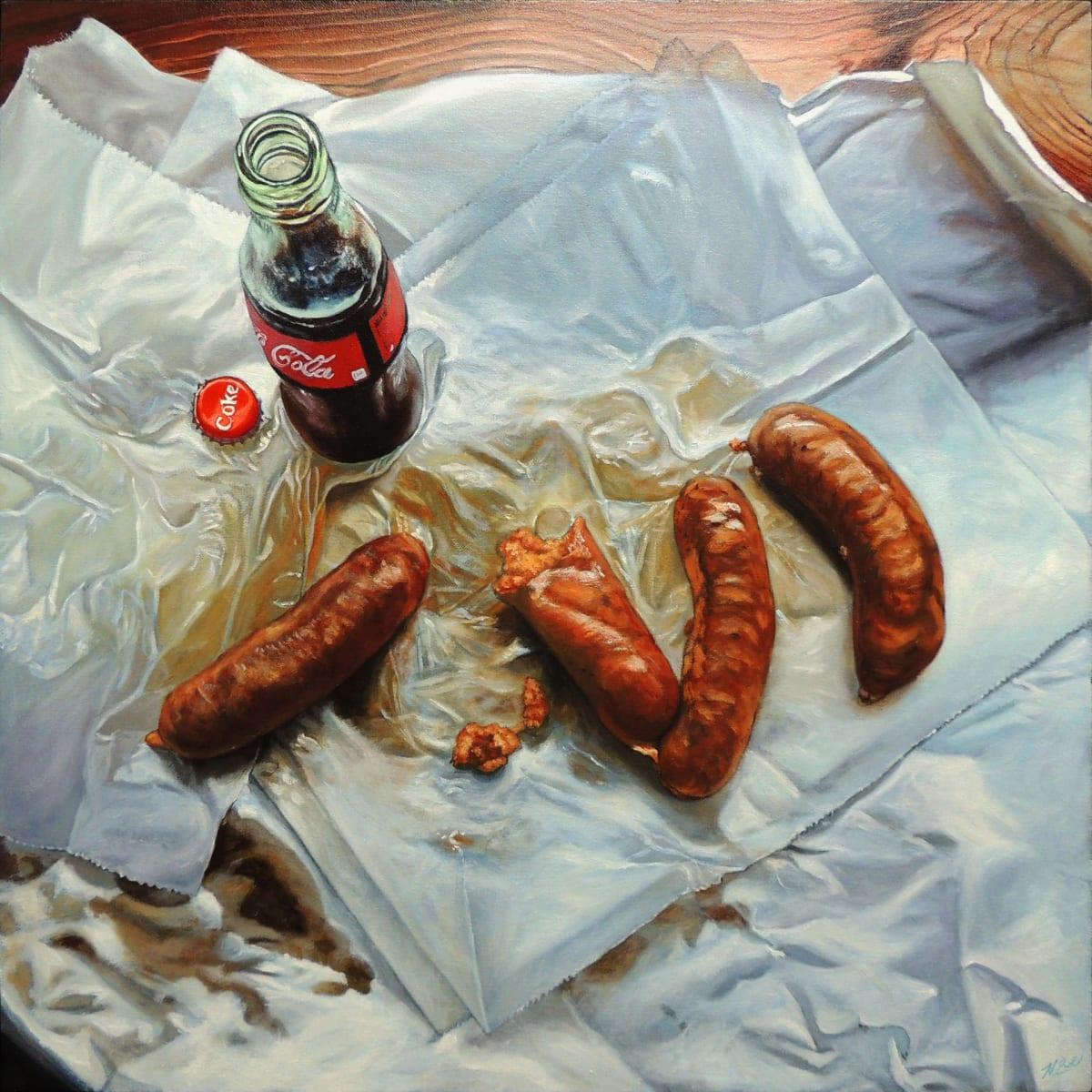 Boudin breakfast by Herb Roe