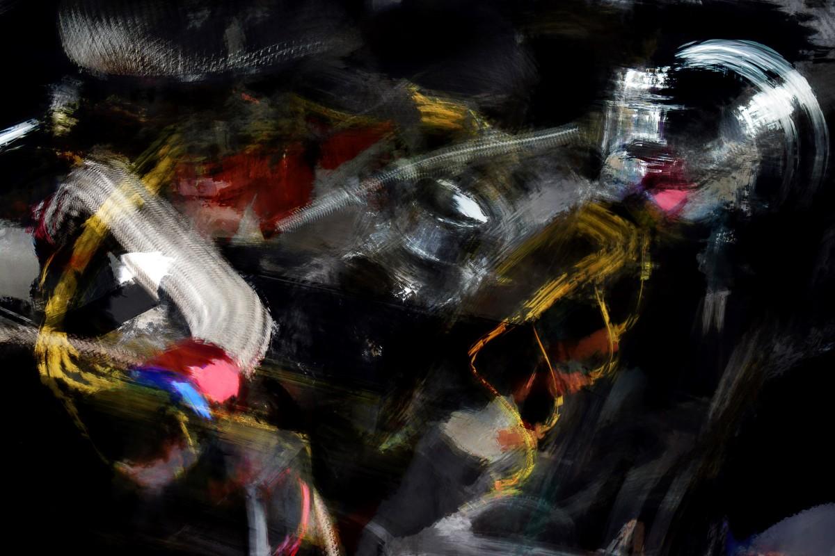 Engine 2 by Bob Borel