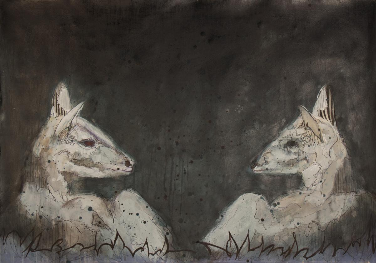 Twins Redux by Susan David