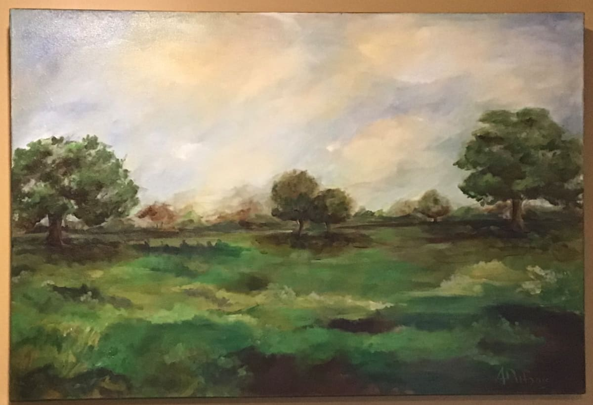 Trees in the Meadow by Ann DuBois