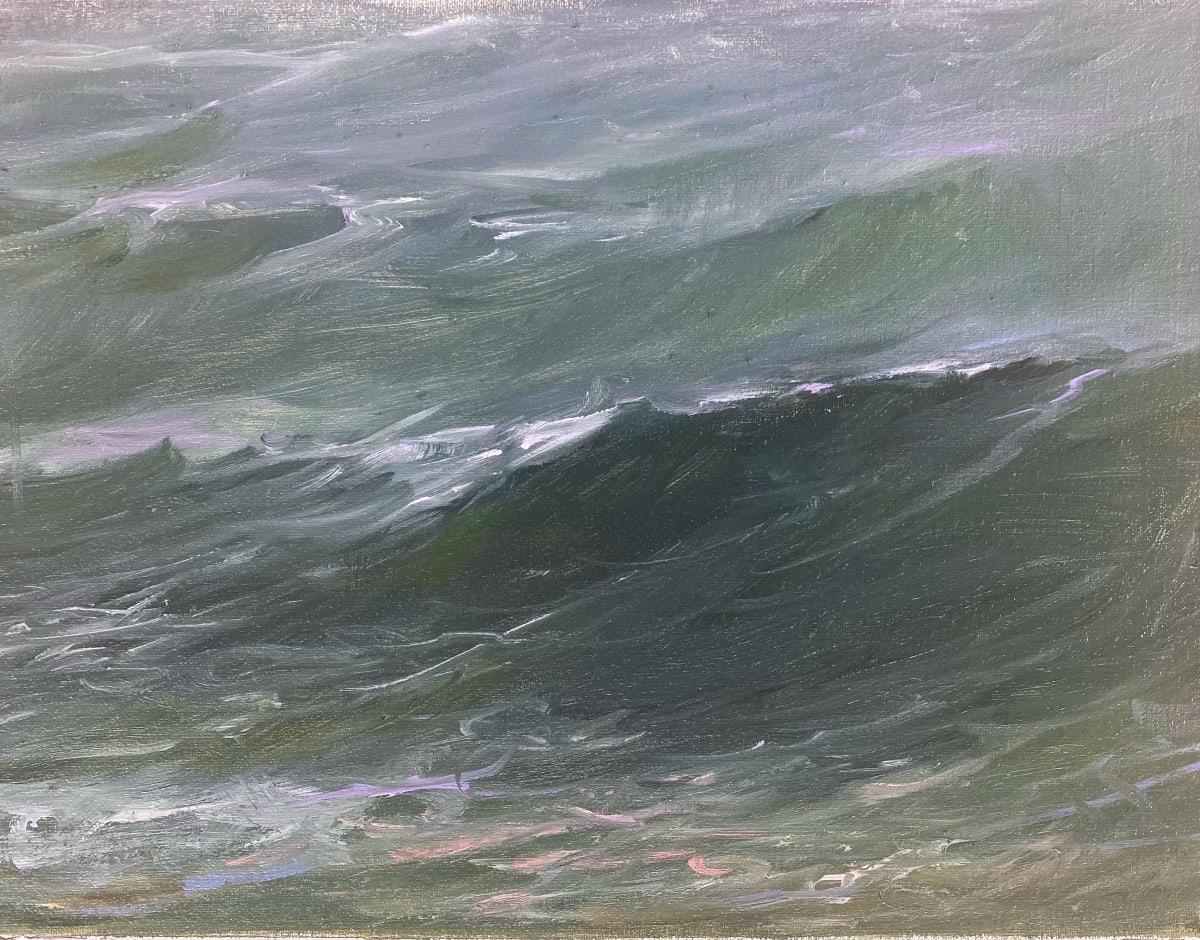 Waving Gulf by Deana Evstefeeva