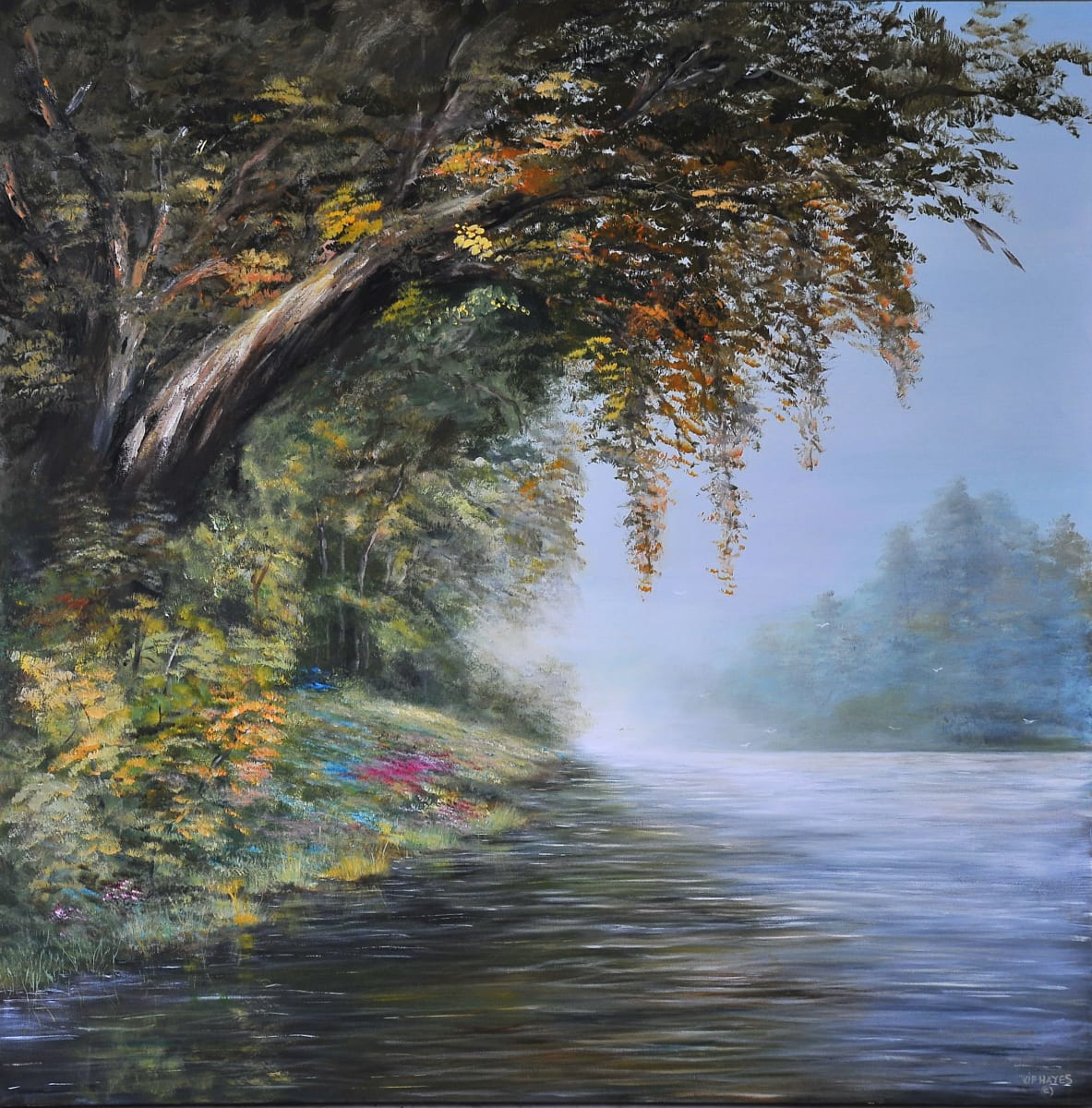 """Glorious Morning by Larry """"Kip"""" Hayes"""