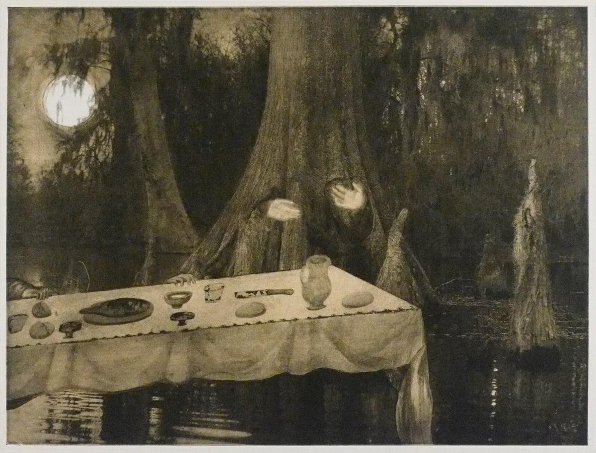 Giotto's Bayou by Lynda Frese