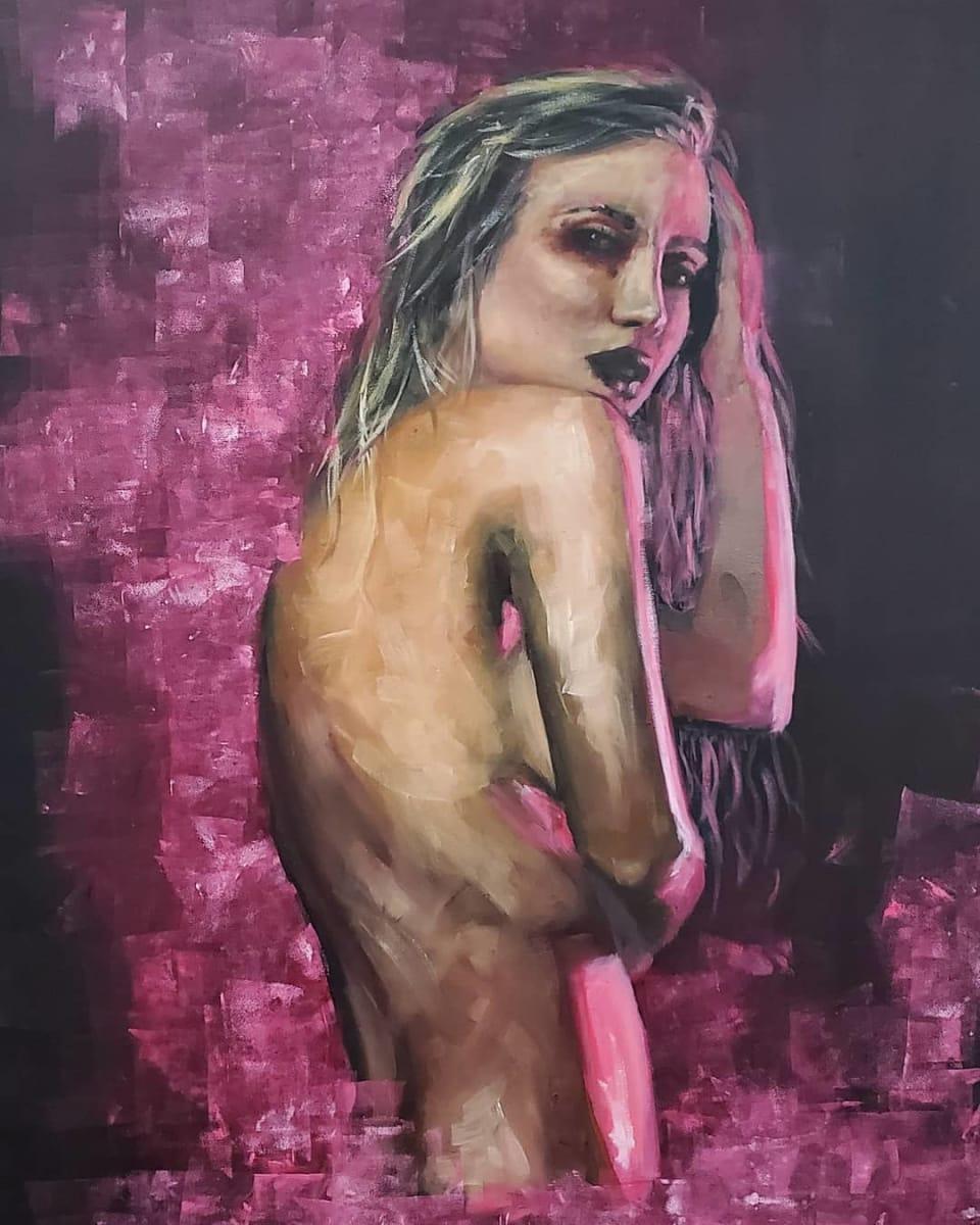 Hannah by Lucas Menard