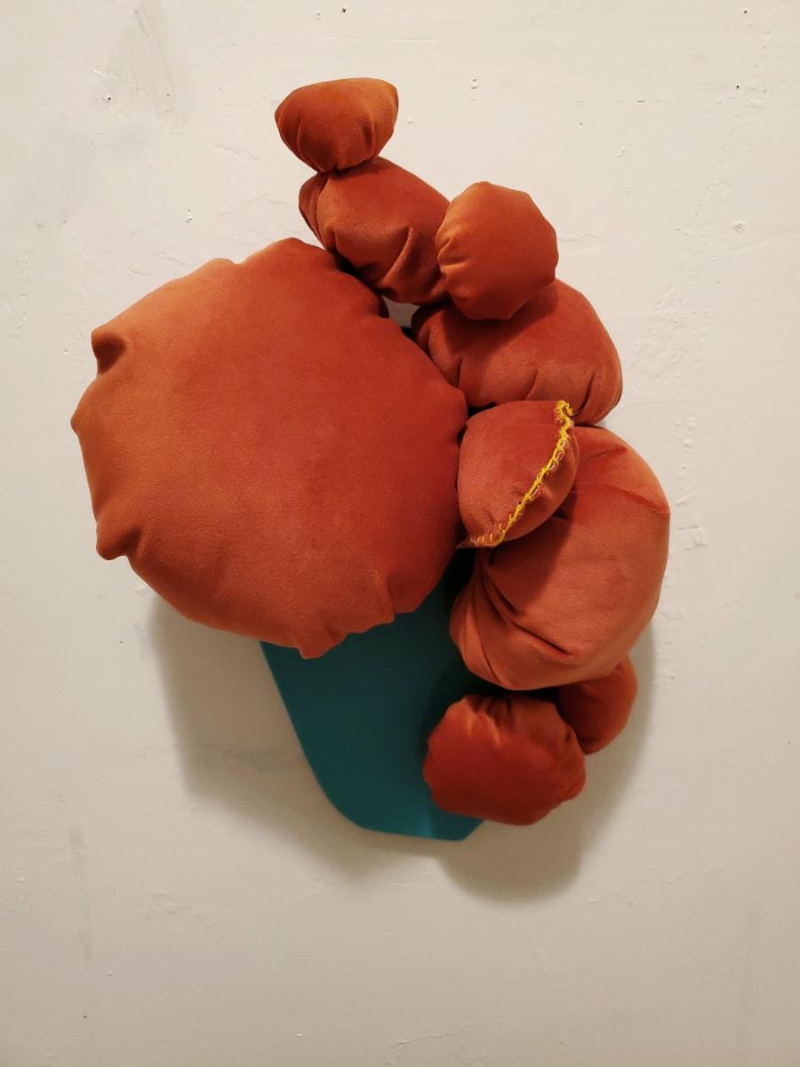 Flamboyant Blob Guy by Bethany LeJeune