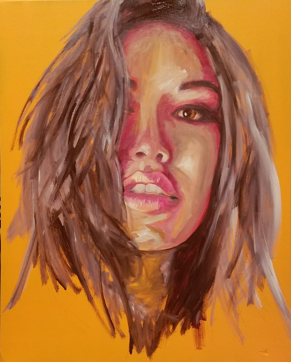Orange by Lucas Menard