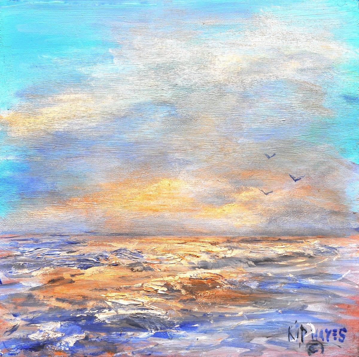 "Serenity Beach by Larry ""Kip"" Hayes"