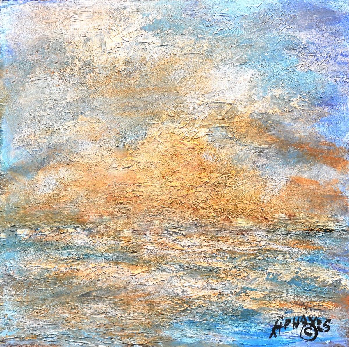 "Sunset Beach by Larry ""Kip"" Hayes"