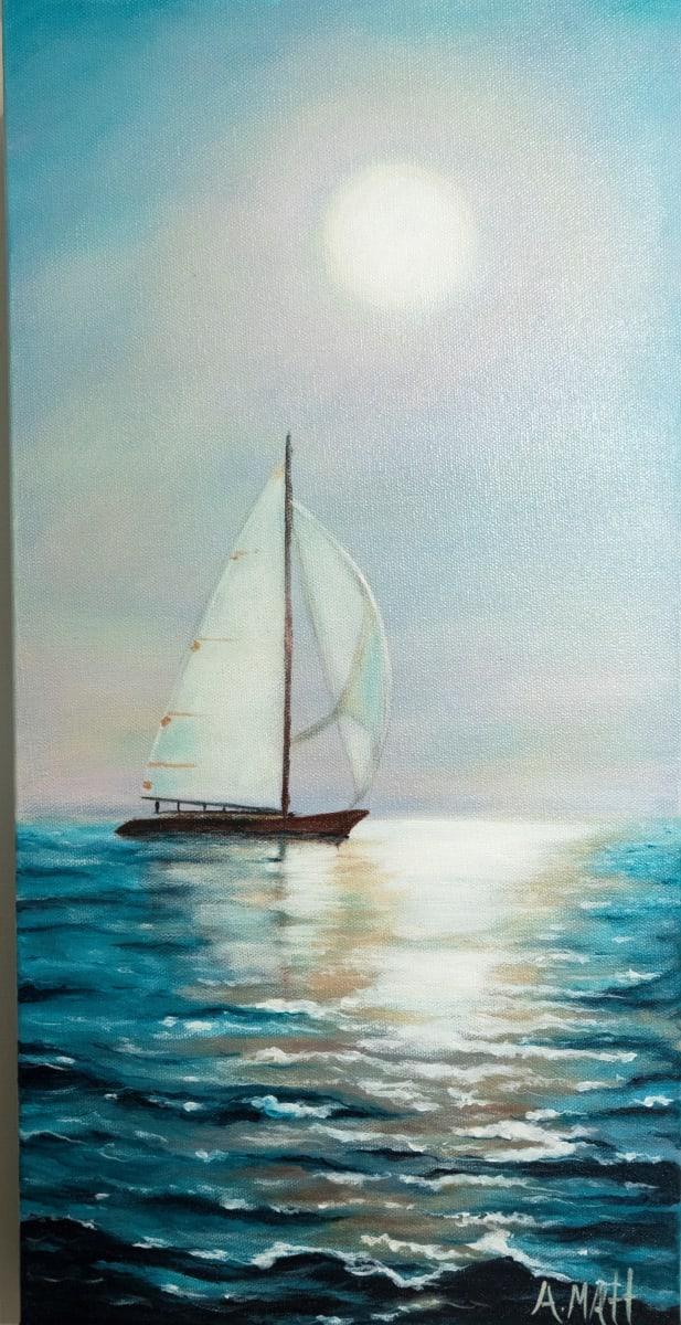 Come Sail Away by Anne Matt