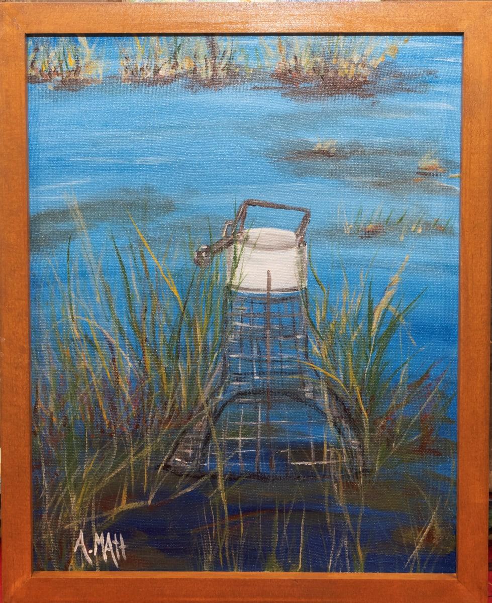 Crawfish Trap by Anne Matt
