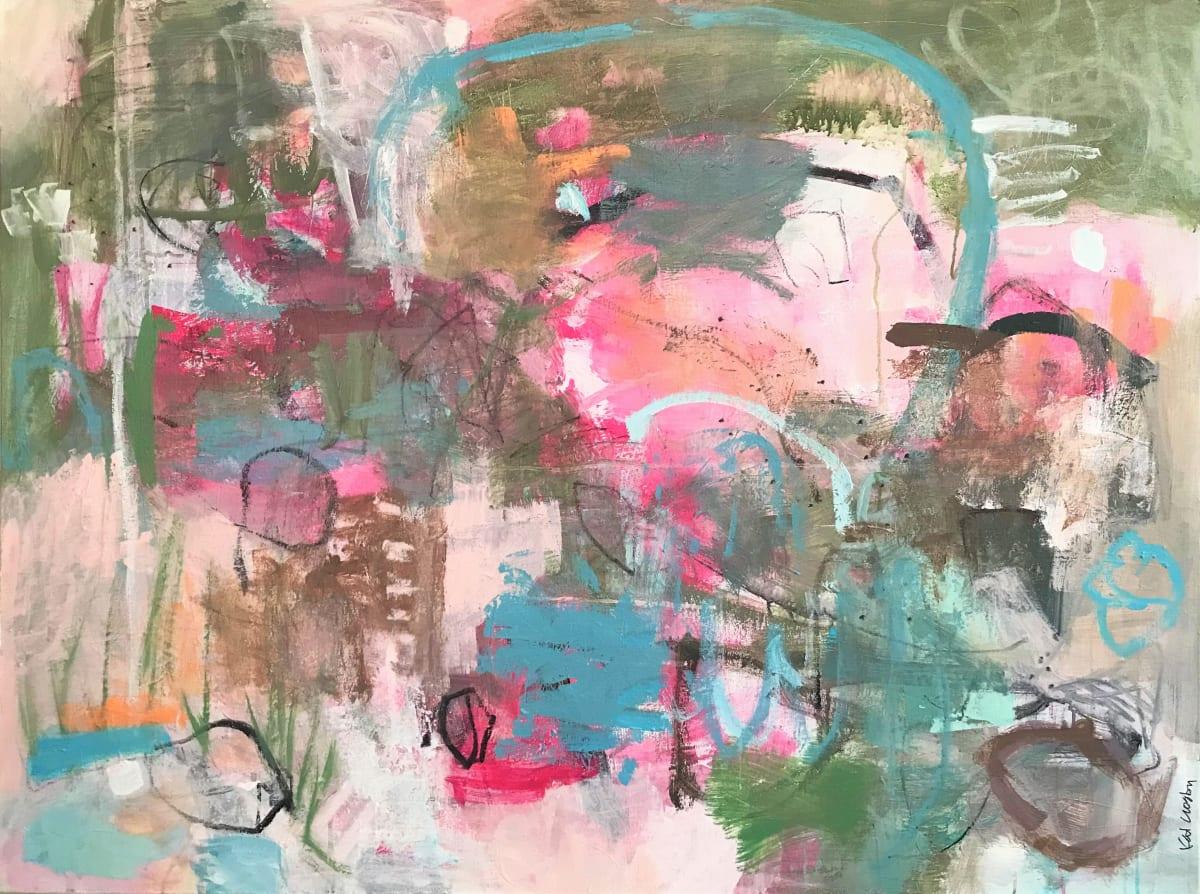 Storm on the Emerald Coast by Kathryn Crosby