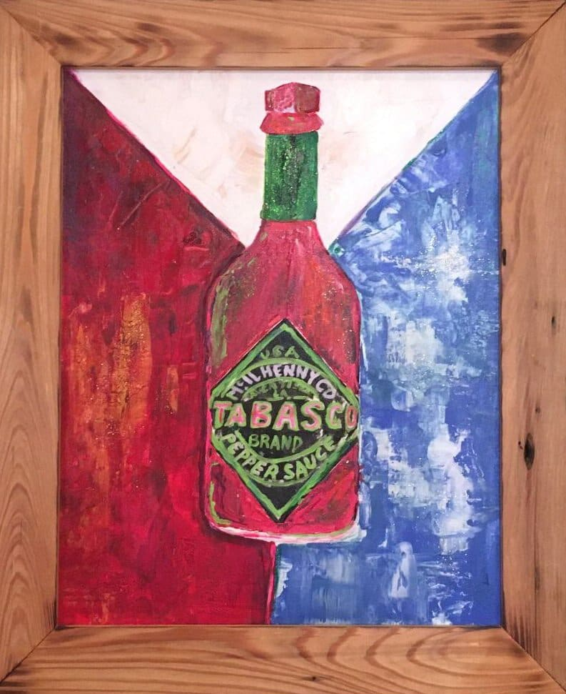 Acadiana by Toby Elder