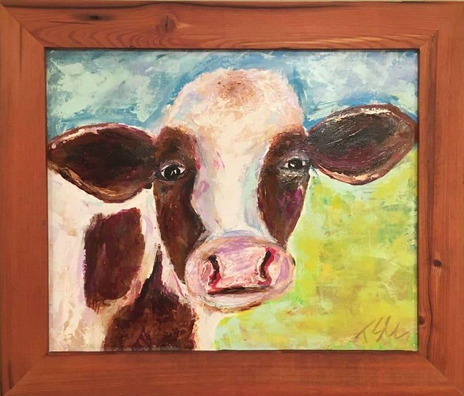 Cow by Toby Elder