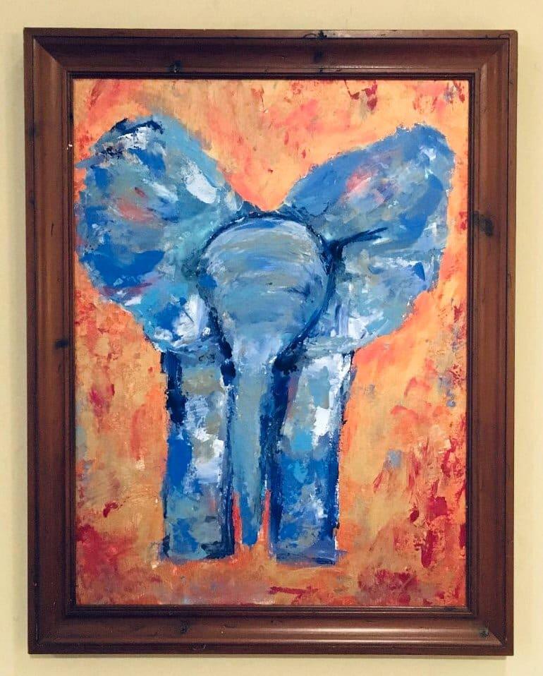 Elephant by Toby Elder