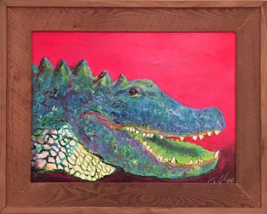 Gator by Toby Elder