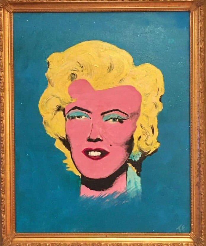 Marilyn by Toby Elder