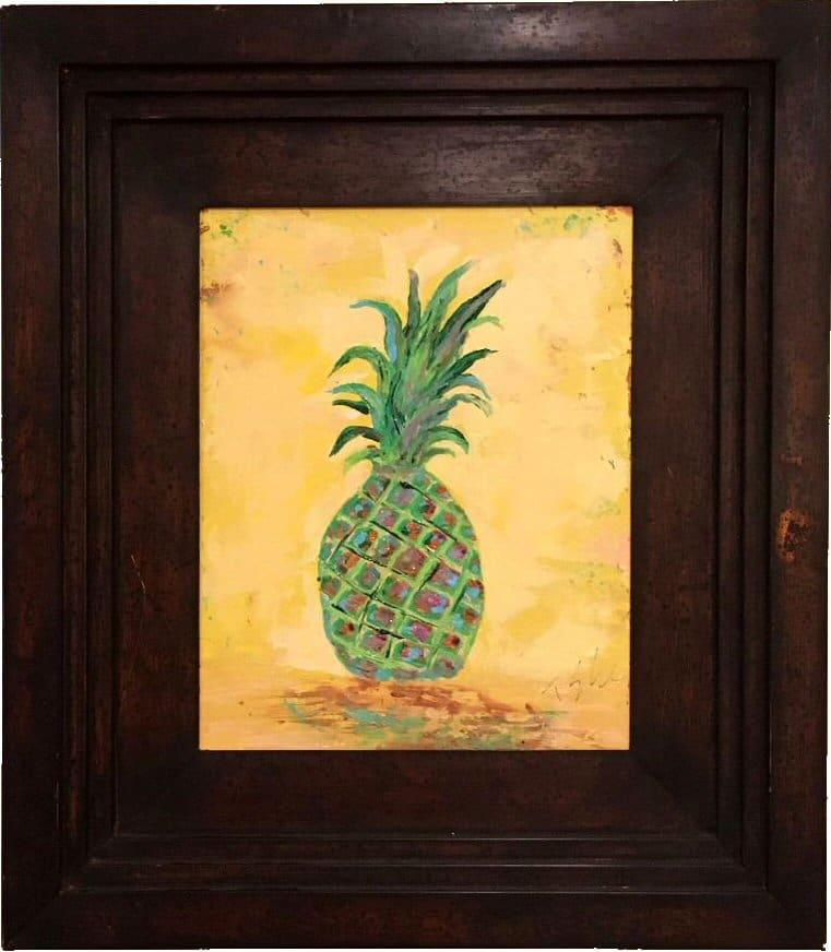 Pineapple by Toby Elder