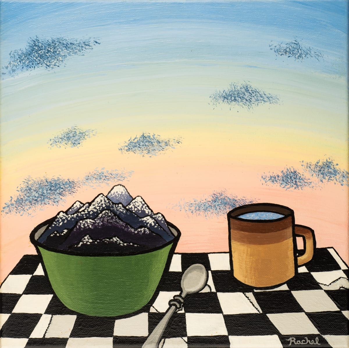 Breakfast of Champions by Rachel Perry