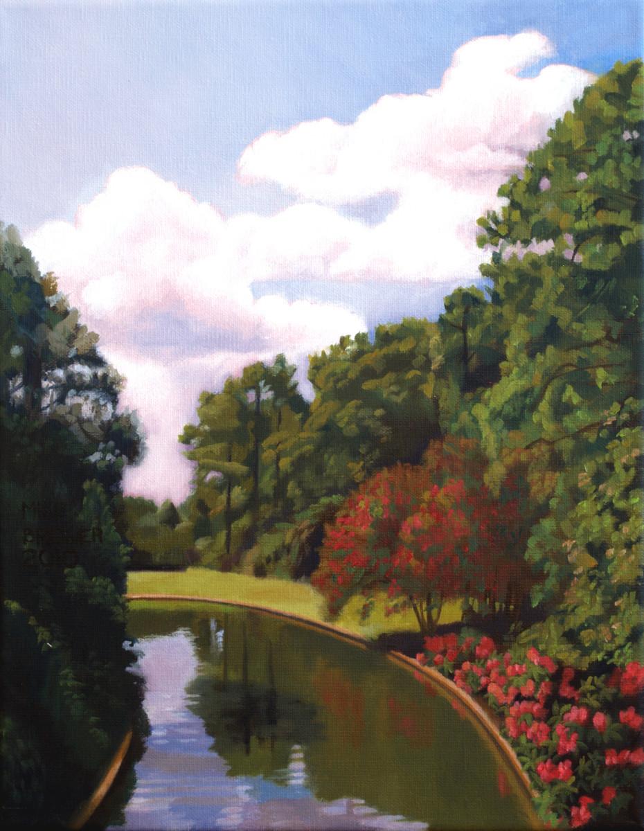 Azalea Gardens 2 by Mike Brewer | Artwork Archive