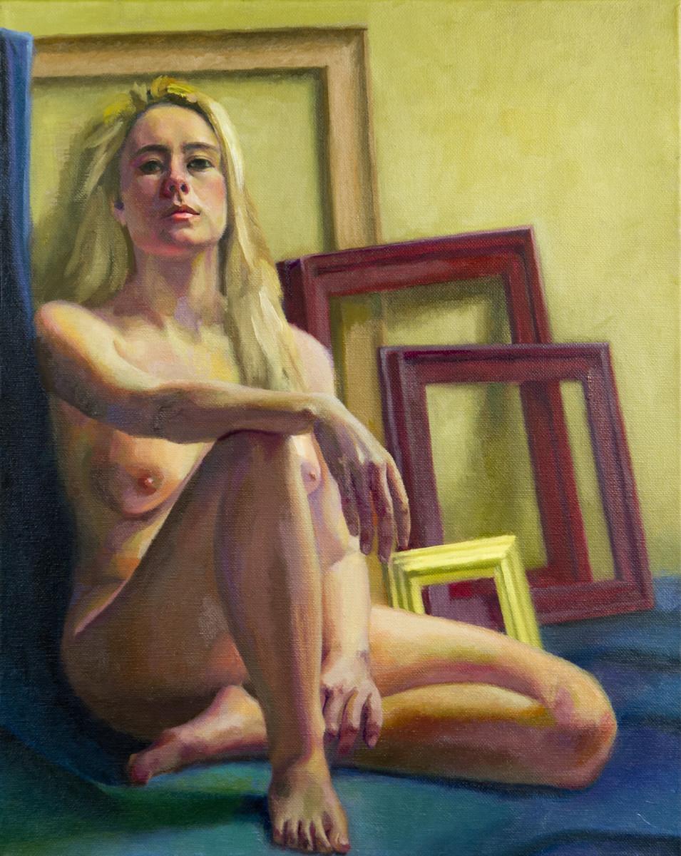 Figure Study of Tristyn