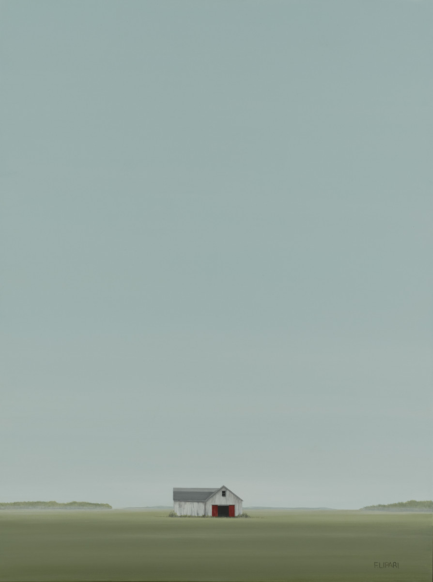 Hay Stash by F. Lipari