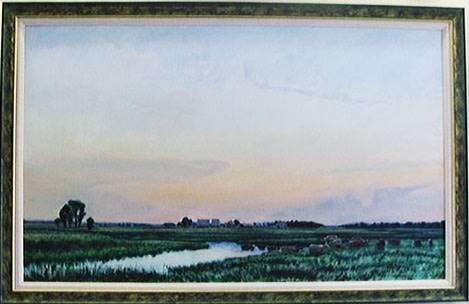 Battle Creek, Elkhorn Valley by Ben Darling