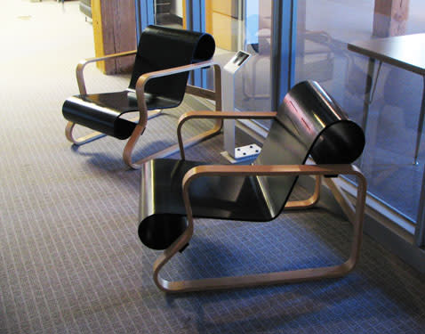 Paimio (Scroll) Chair 1932 (2 of 2) from the | Artwork Archive