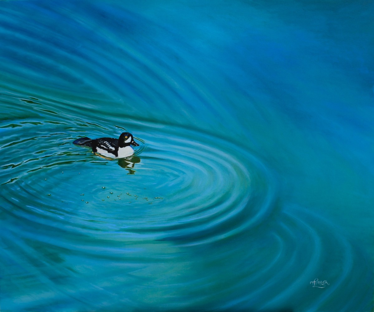 Ripples by Tammy Taylor