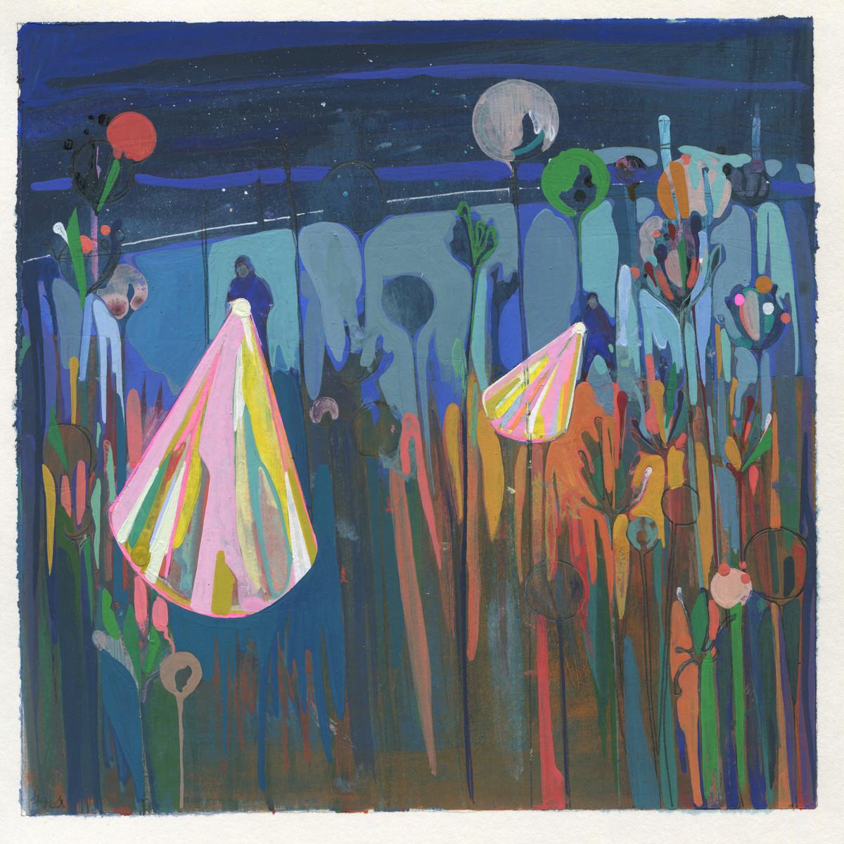 night watch by Charlotte Evans
