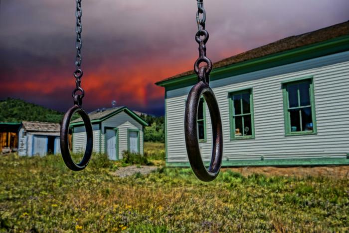 """Where Have All The Children Gone?"" by Maureen Ravnik"