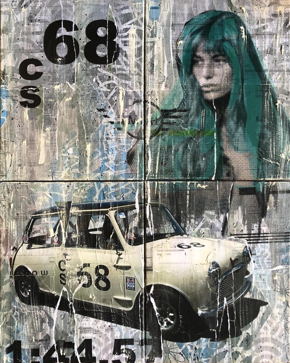 Jane Mini #68 1B