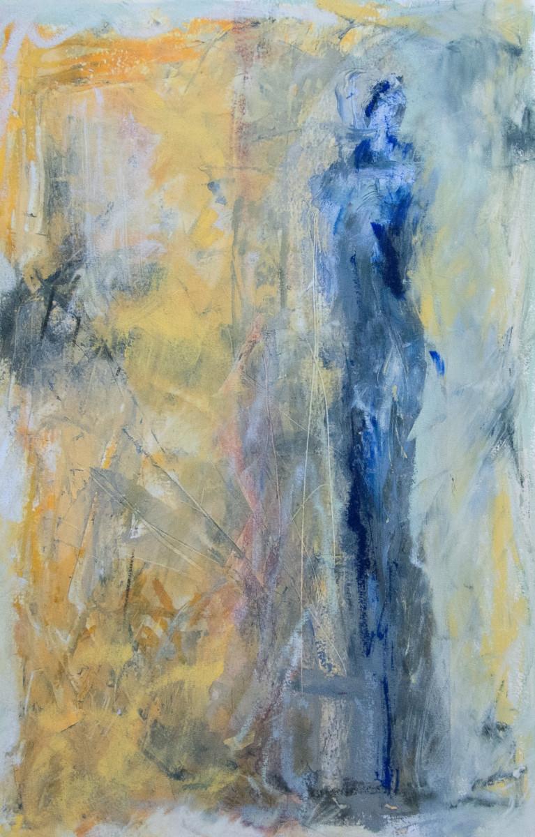 Turning To Gold by Alise Sheehan Art