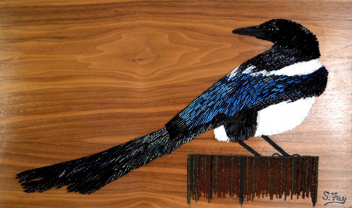 Mack - Magpie by Sabrina Frey