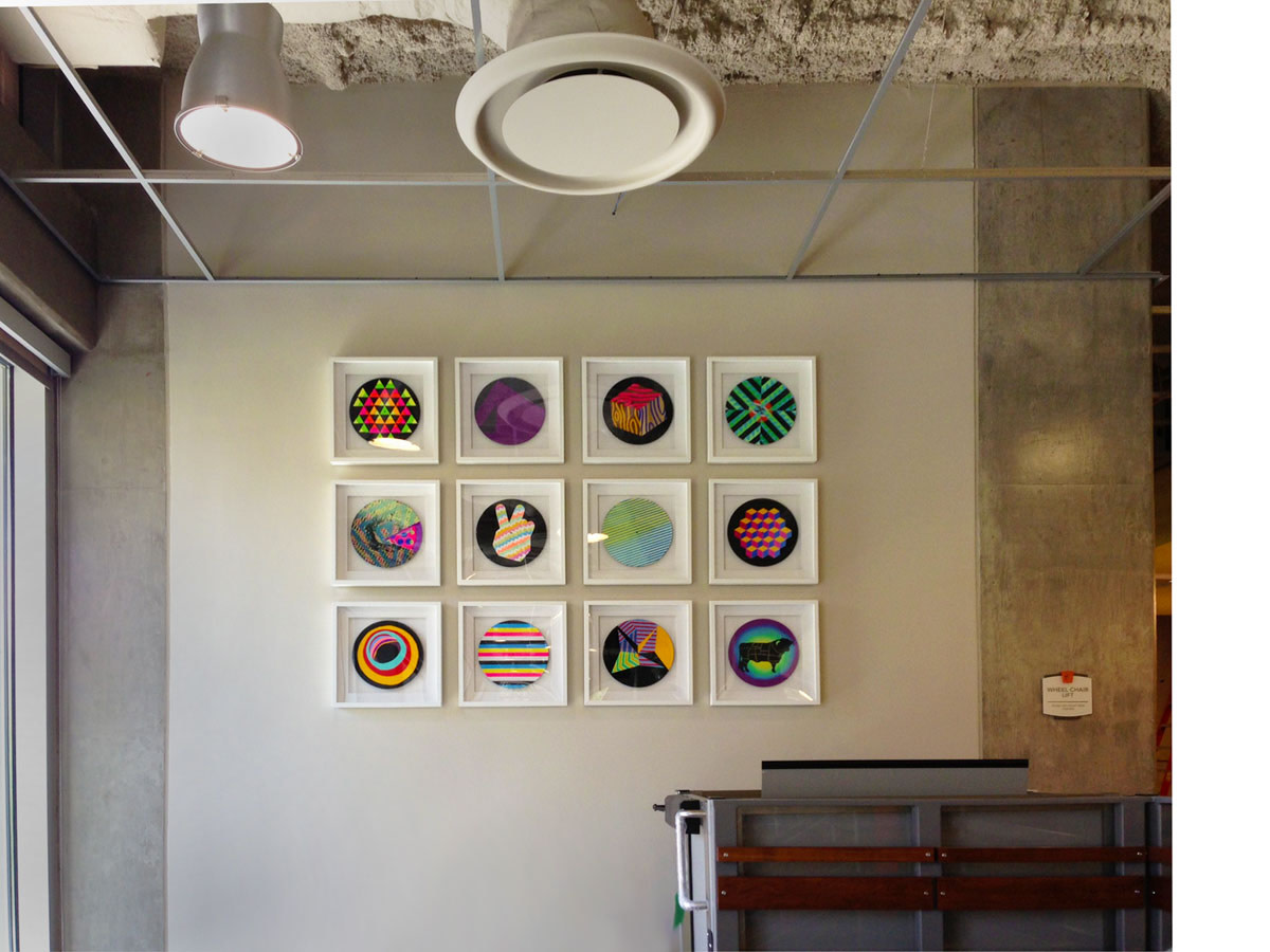 Record Paintings