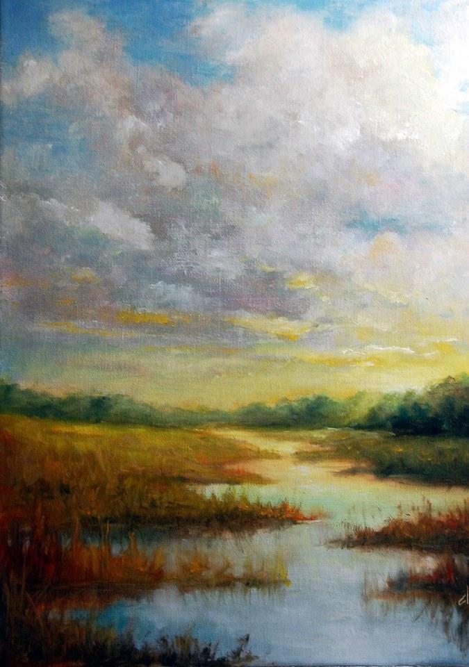 Marsh Morning