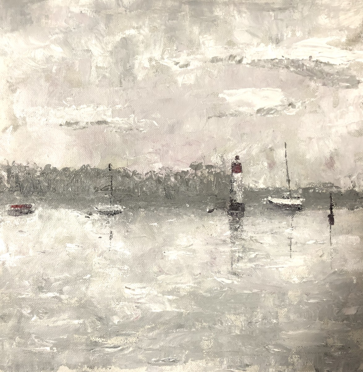 Misty Harbour - Sold by Wanda Fraser