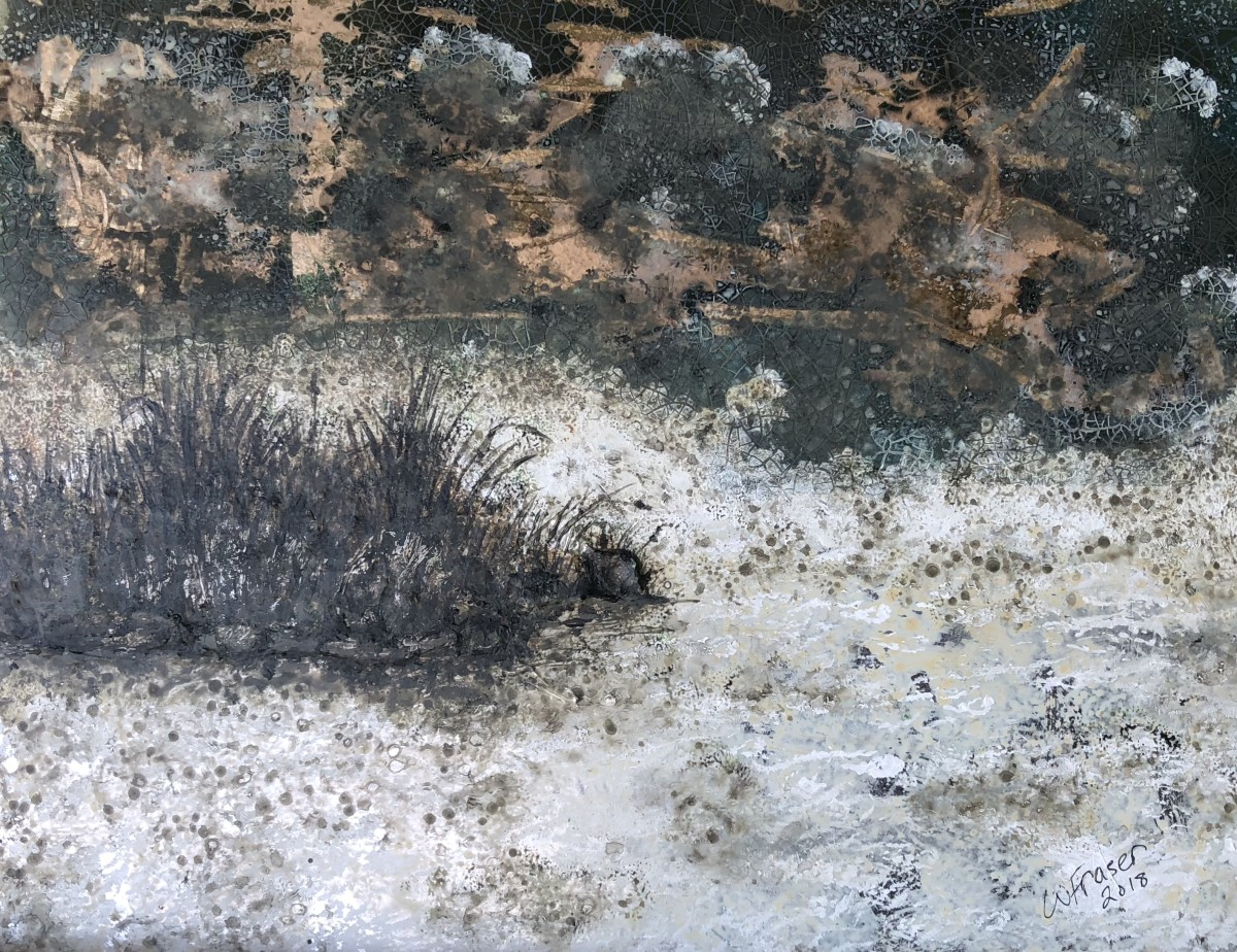 Misty Cove by Wanda Fraser