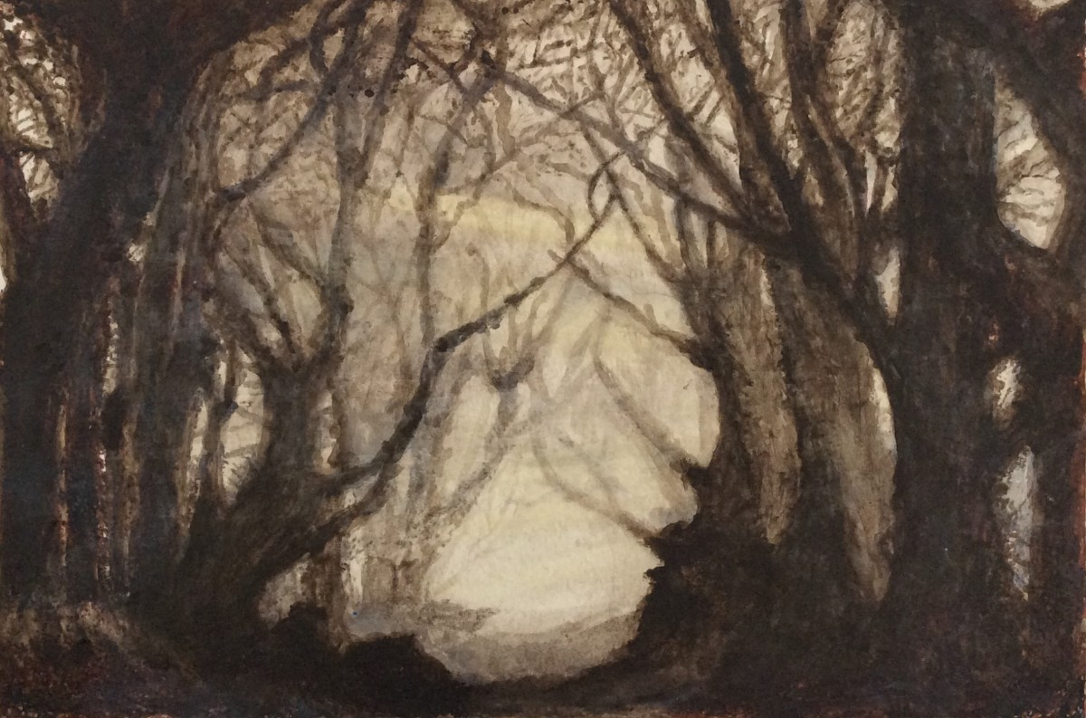 Into the Forest by Wanda Fraser