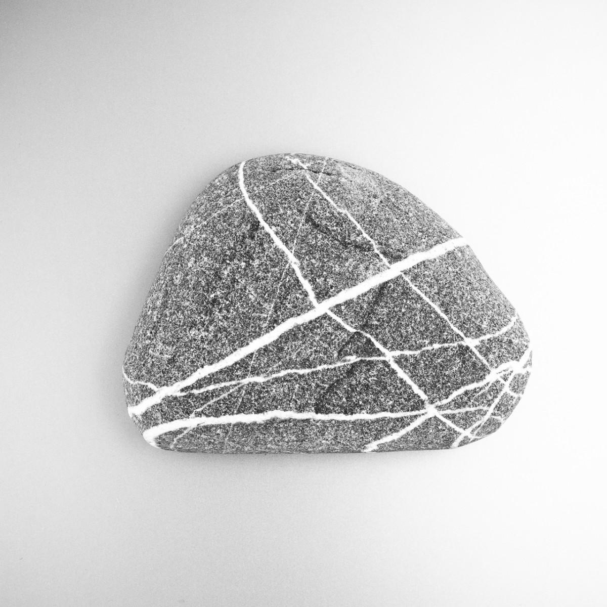 Stone Series | White + Grey