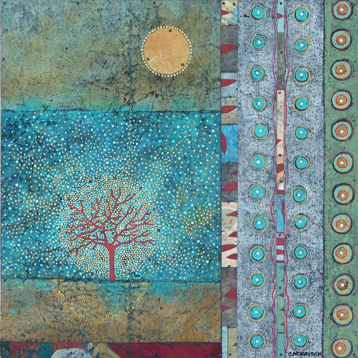 #189 (Unframed print) by Connie Morrison