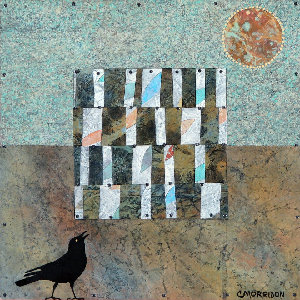 #264 (Original) by Connie Morrison